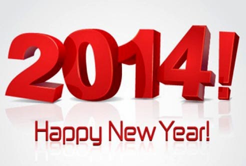 Funny Happy New Year 2014