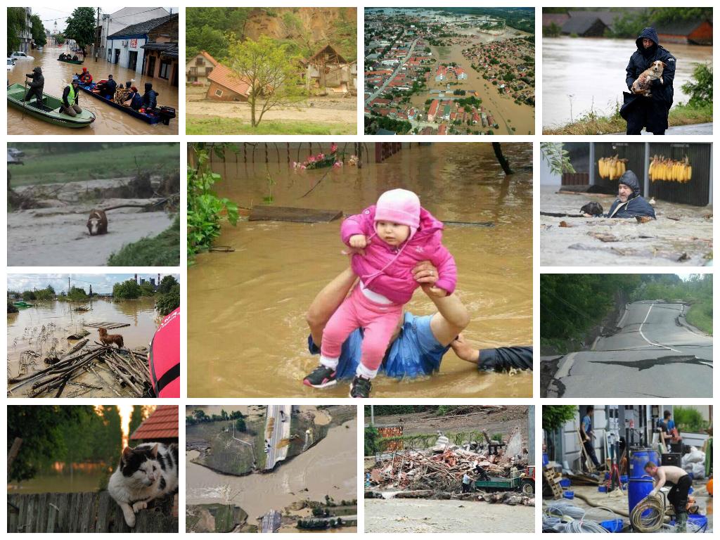 #SerbiaFloods #poplave #Srbija #HelpSerbia Greece