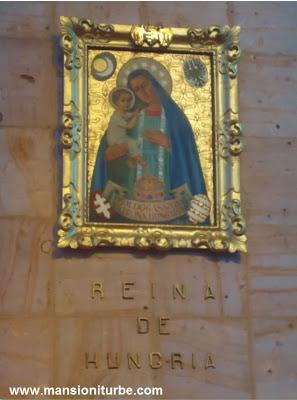 Virgenes Refugiadas en Tacámbaro