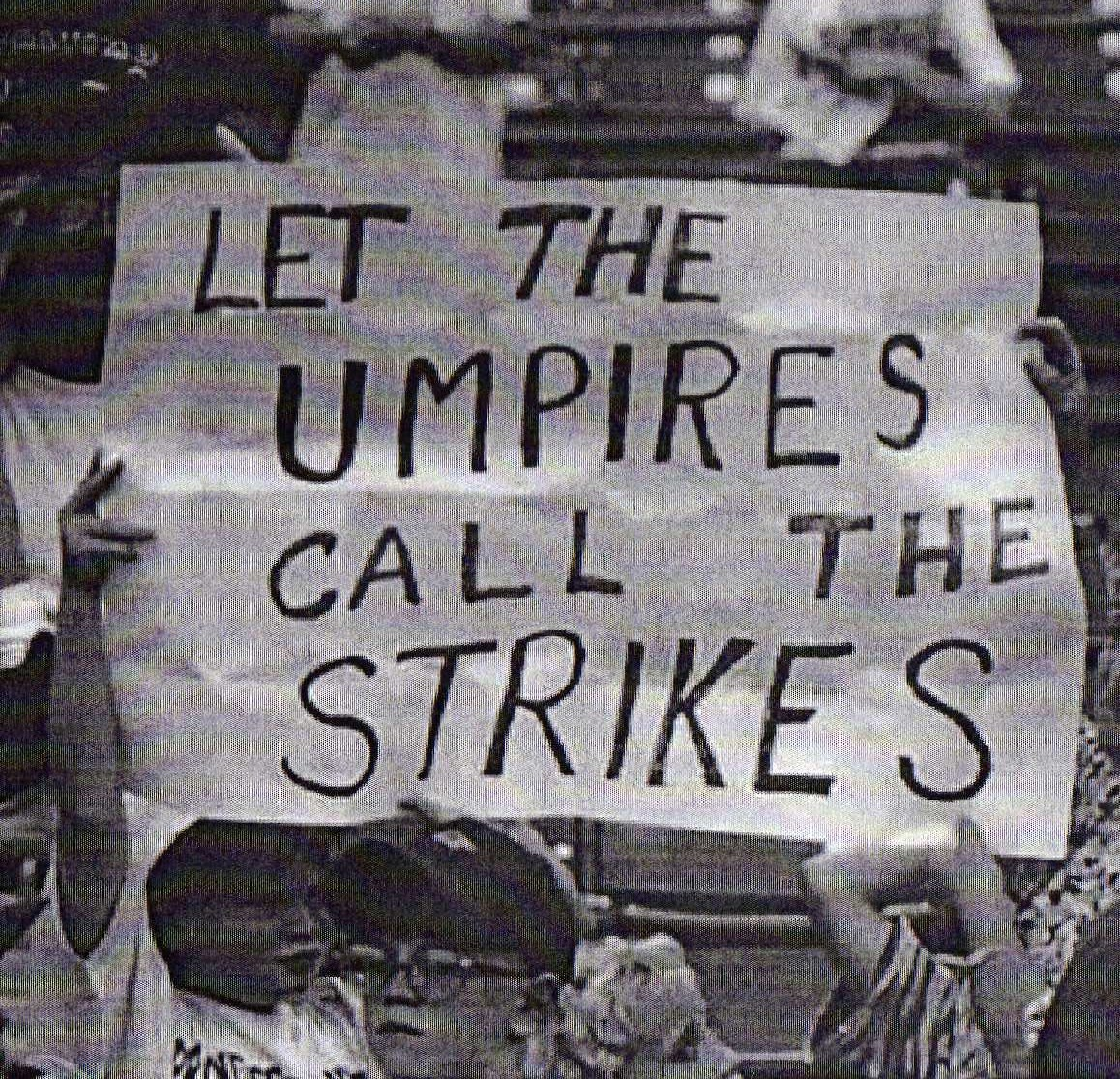 1994 baseball strike Ballplayers went on strike on august 12, 1994 they didn't come back to work until april 2, 1995 the work-stoppage cost nearly 950 games and, more importantly, led to the cancellation of the .