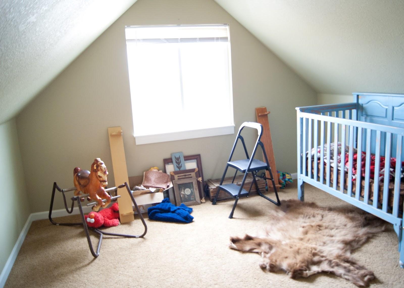 Western Bedroom before