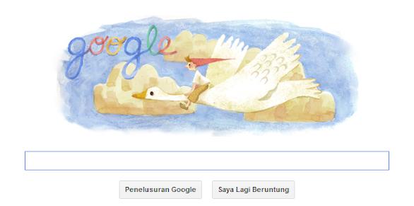 Google Ikut Merayakan Ulang Tahun Selma Lagerlöf ke-155