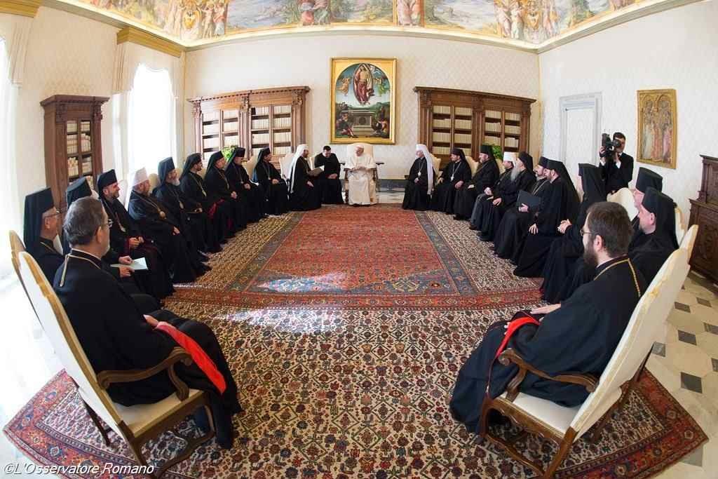 Bispos ucranianos: declarações do Papa favoreceram a Rússia e feriram aos católicos