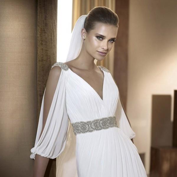 Wie Samt und Seide: Wenn ich einmal heirate, dann in diesem Kleid