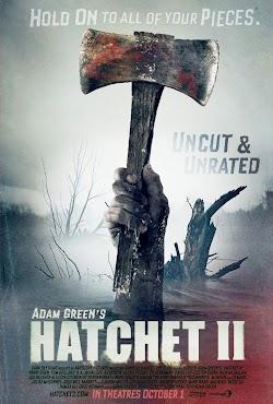 Chiếc Rìu 2 - Hatchet 2 (2010) Poster