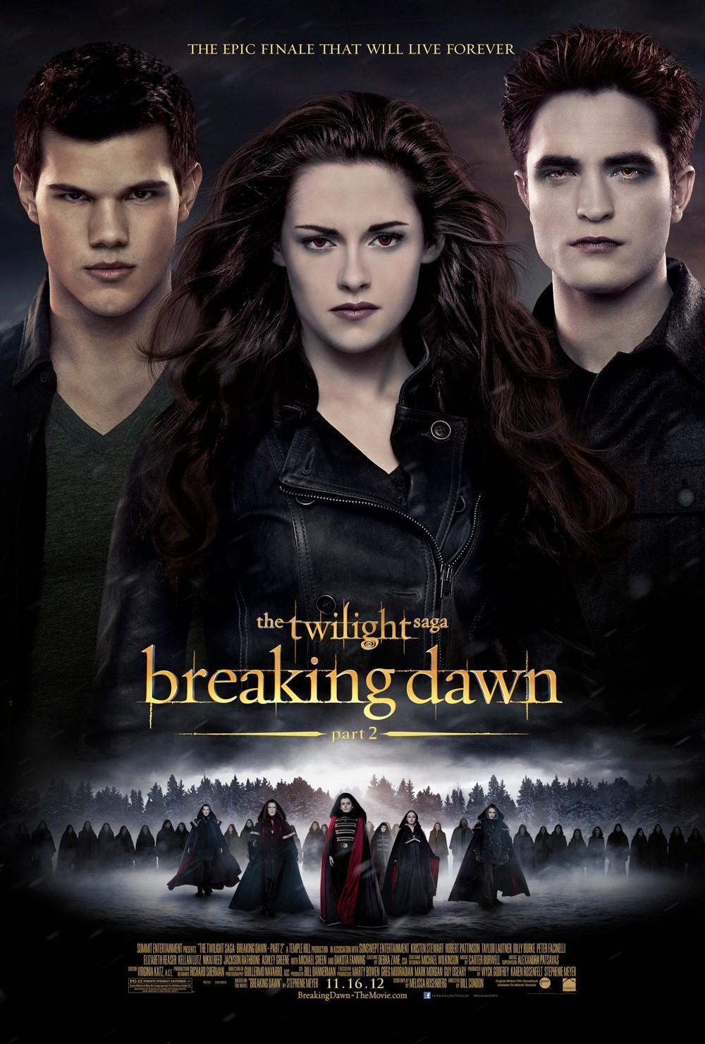 Crepúsculo: Amanecer Parte 2 (2012) Online