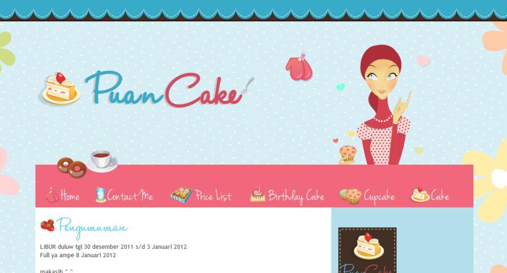 Ipietoon-Cute Blog Design: 2011
