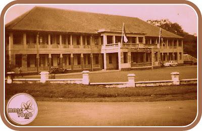 Bangunan Hotel Subang Plaza peninggalan Belanda dan Inggris