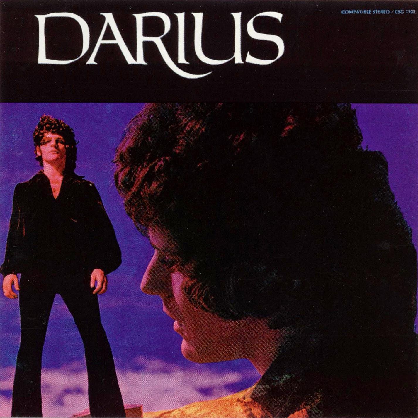 Darius LP (1968) front