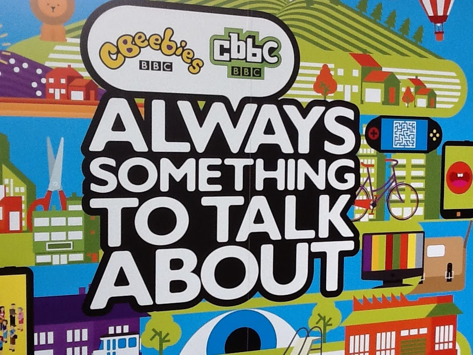 BBC - CBeebies - Always Something To Talk About