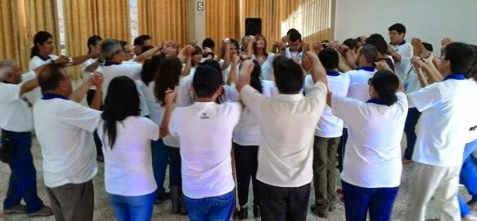 V Encuentro Internacional de OPI - Lima, nov 2014
