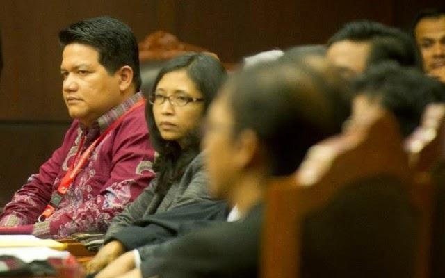 pengumuman MK sengketa pilpres 2014