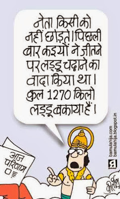 assembly elections 2013 cartoons, election cartoon, cartoons on politics, indian political cartoon