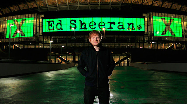 Ed Sheeran returns to Australia November 2015 for his biggest tour!