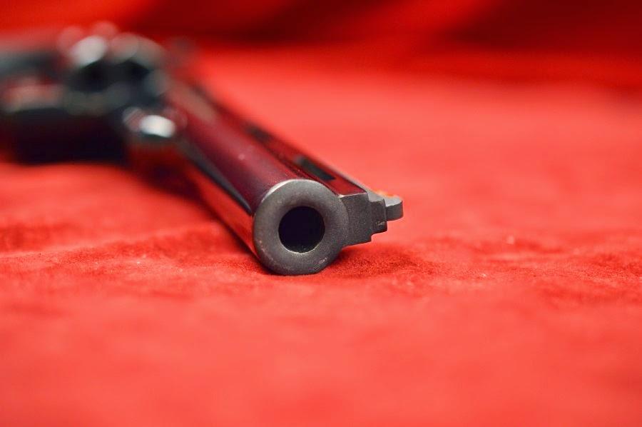 """Guns: Colt Trooper MkV .357 Mag. 6""""barrel"""