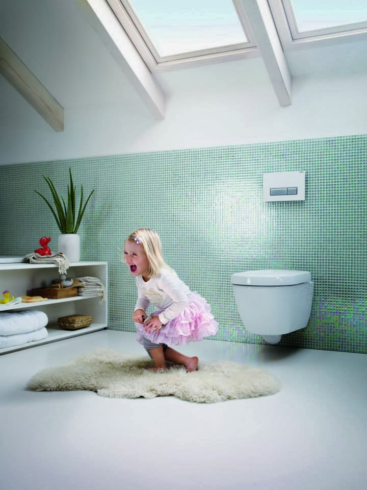 Geberit Duofresh, Lisa Melvin Design, Odour Extraction WC
