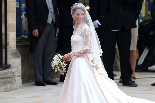 Kate Middleton Brautkleid