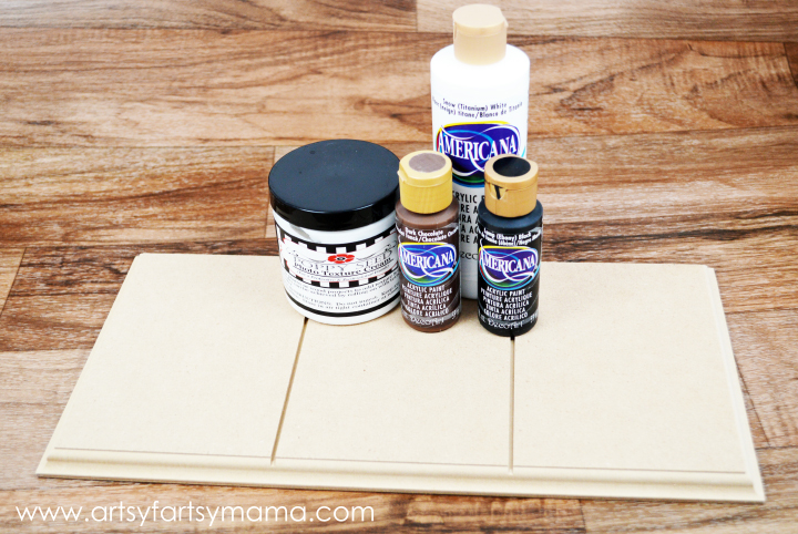 You & Me Sign Tutorial at artsyfartsymama.com #youandme #DIY
