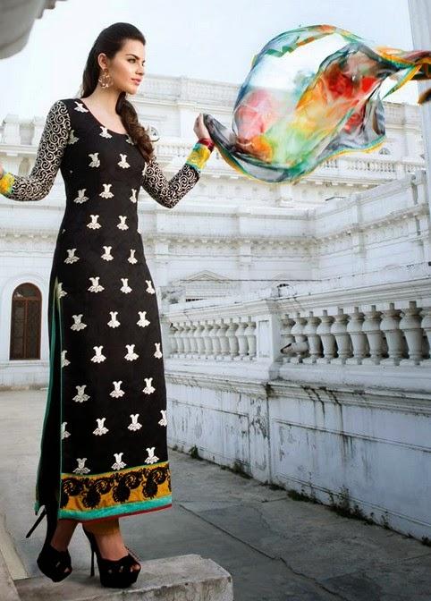 Jinaam Dresses Bahni Volume-2 pakistan 2014 By Jinaan Dresses