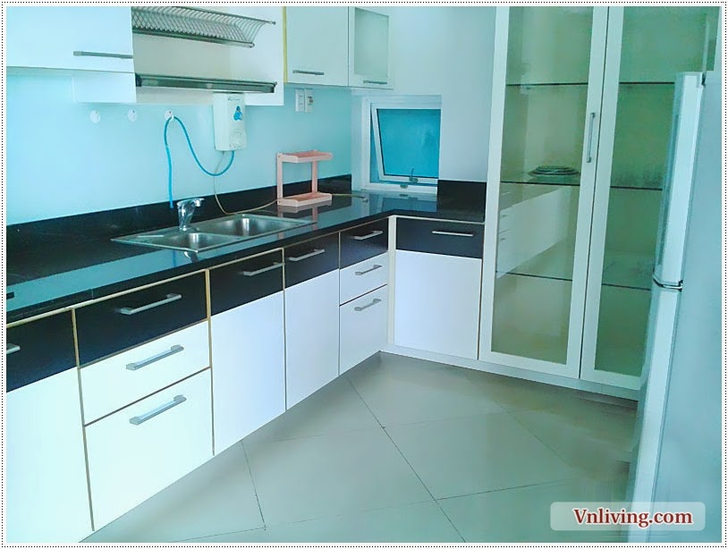 Phu Nhuan BUilding for lease apartment
