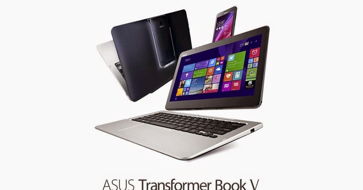 Harga dan Spesifikasi Asus Transformer Book V - Abdillumi