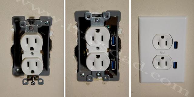 Tech Review USB Wall Outlets Tripsdadcom