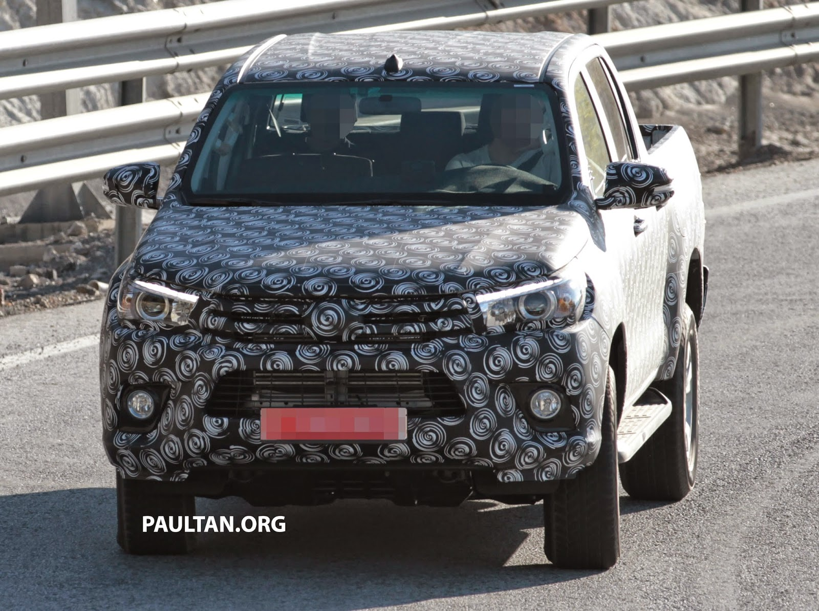 All New Toyota Fortuner 2014 Spy Shot.html   Car Review, Specs, Price