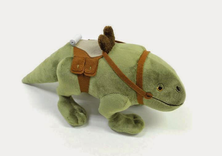 Peluche Dewback Star Wars