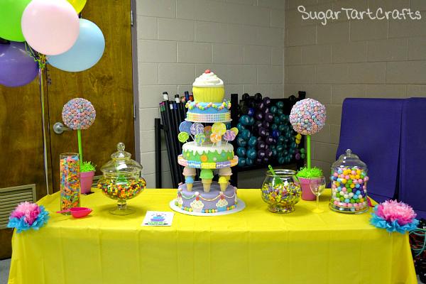 Sweet 16 Birthday Party