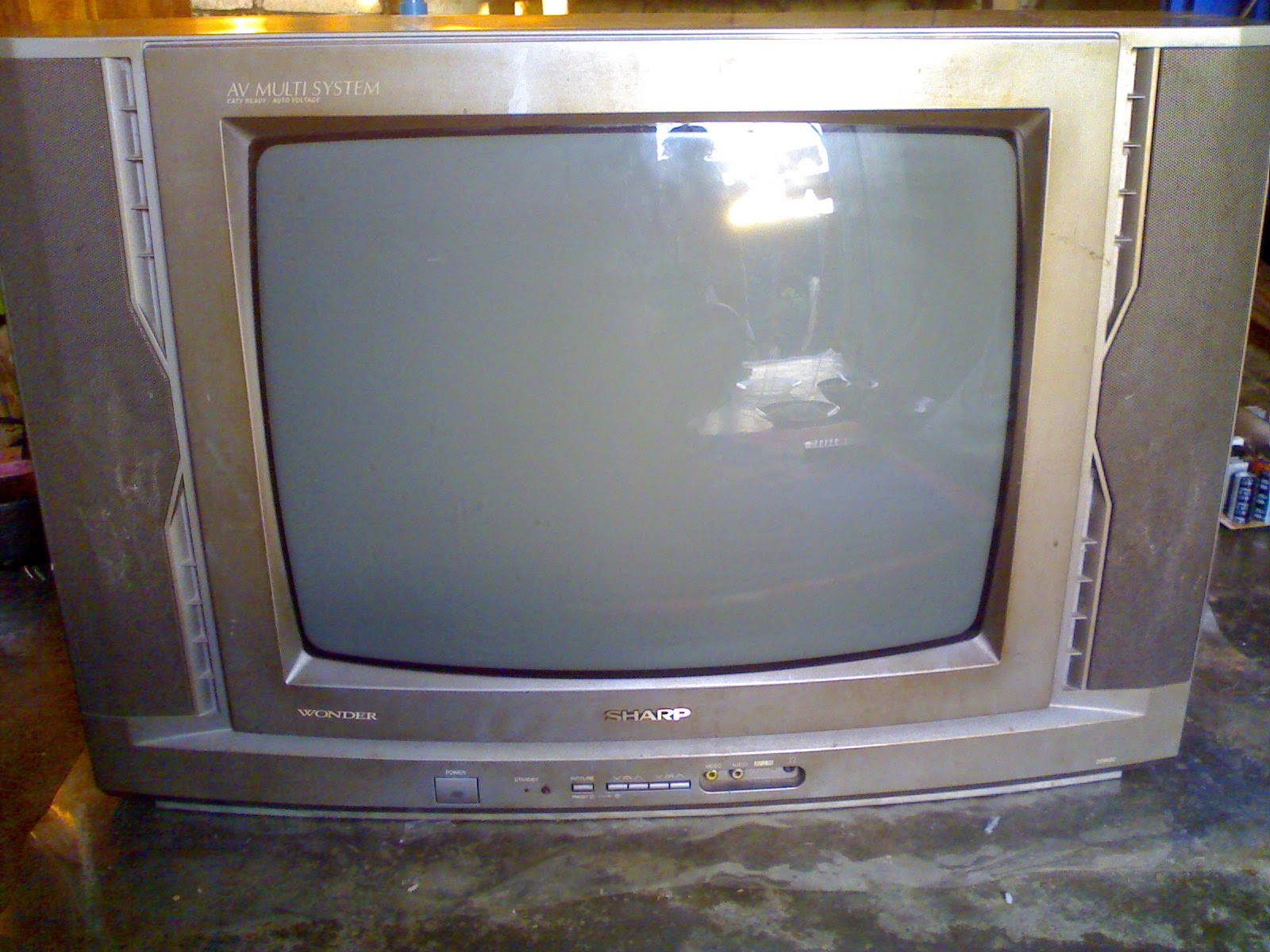 SINAU BARENG SECARA ONLINE TV SHARP WONDER NYALA SEBENTAR