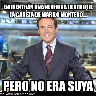 Memes Mariló Montero