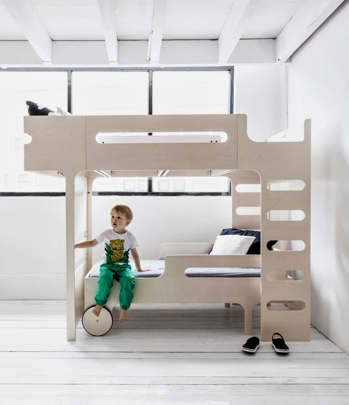Rafa-kids set for two kids F bunk bed R toddler bed