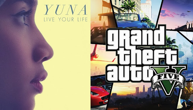 Yuna Remix GTA V