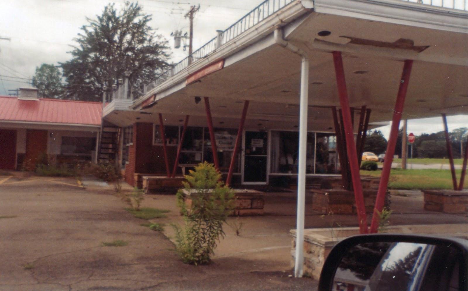 Old Motel Desoto