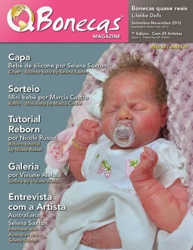 Qbonecas Magazine Nº1 - Issue#1