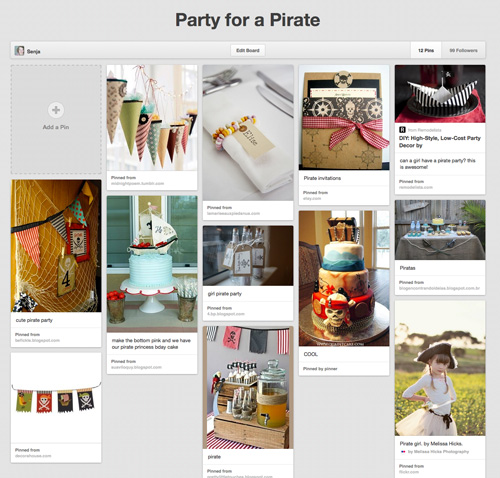 http://www.pinterest.com/tiaraliving/party-for-a-pirate/