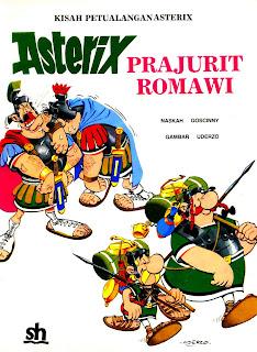 Asterix – Prajurit Romawi