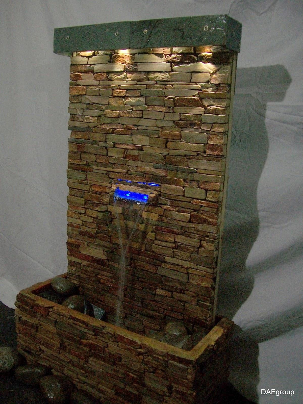 Daegroup paredes de agua cortinas de agua cascadas muros de agua fuentes de agua natatorios - Fuentes de pared ...
