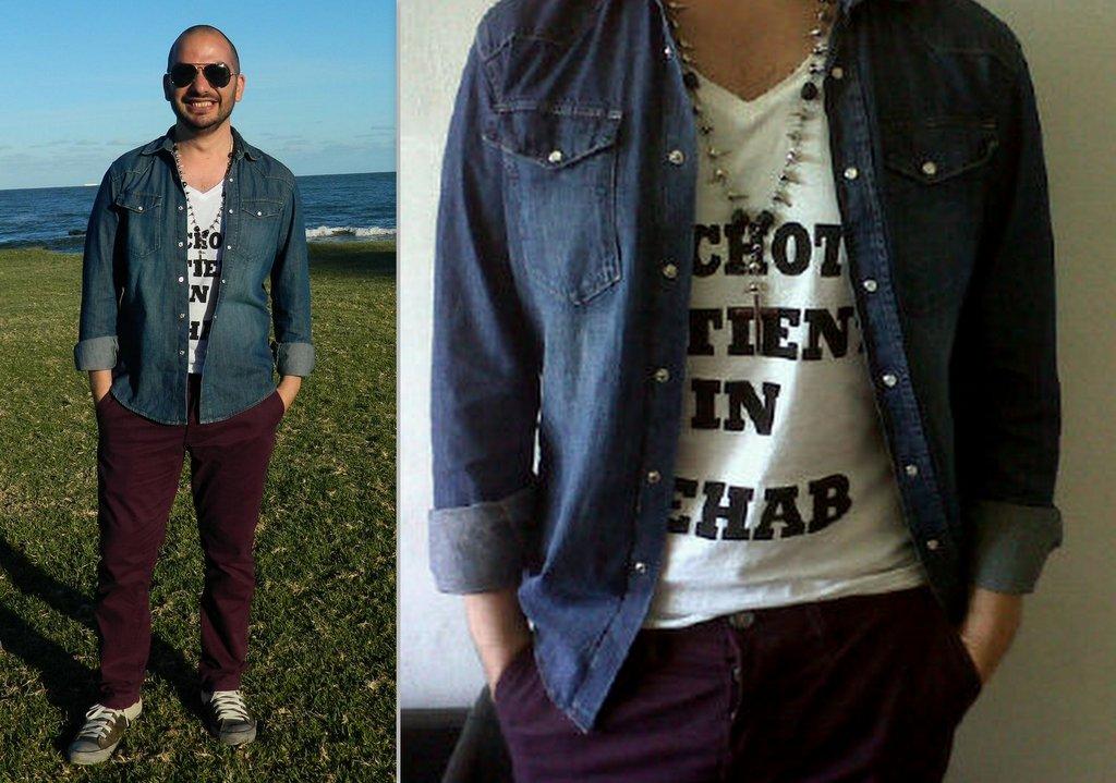 Tendenciera: Variaciones sobre una camisa comodín