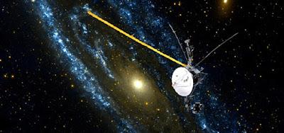 Hipernovas: Como Ainda Conseguimos Escutar o Sinal Emitido Pelas Naves Voyager Apesar da Enorme Distância Que Nos Separa Delas? [Artigo]