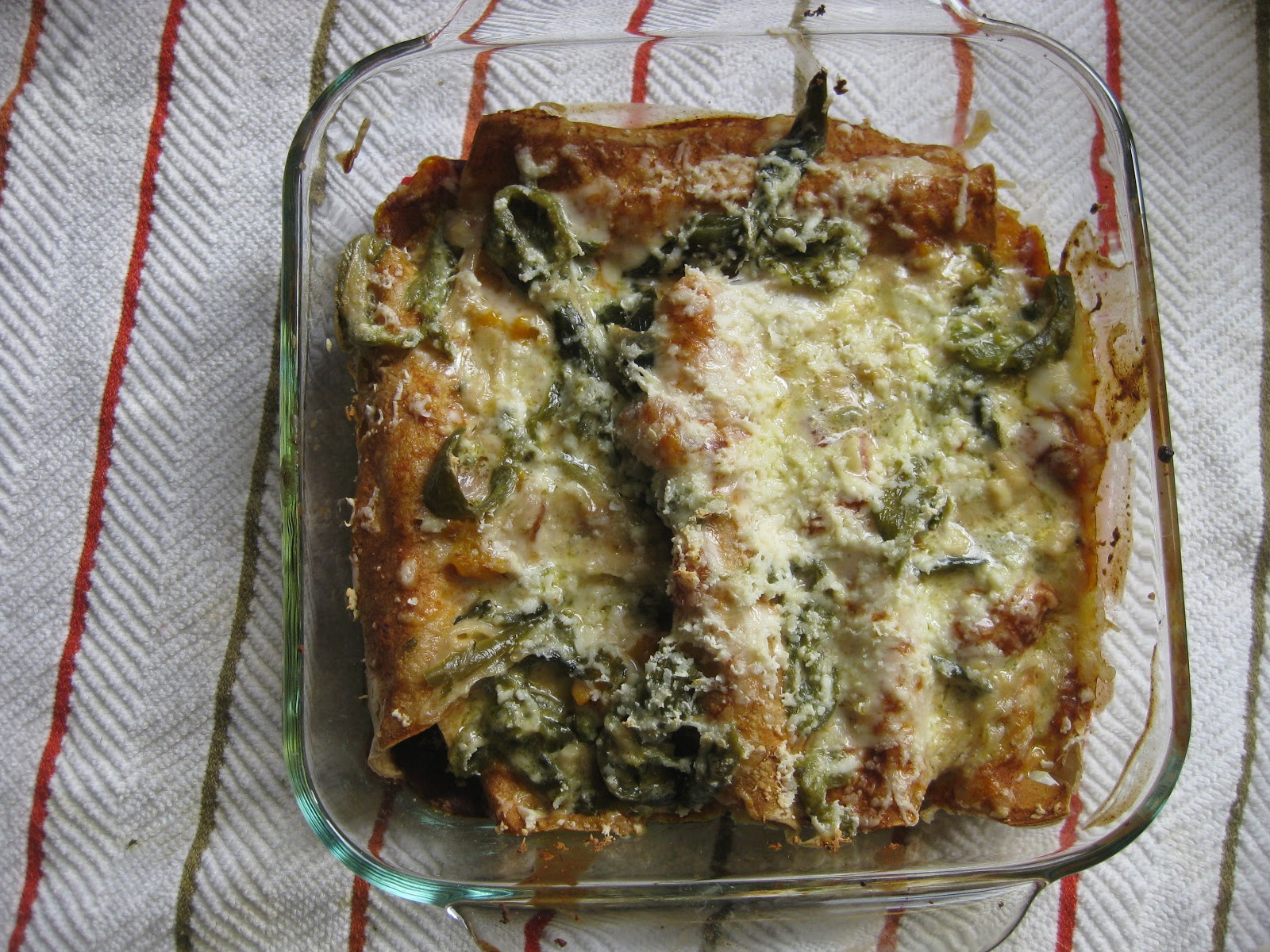 Roasted Poblanos In Cream Sauce (Rajas Con Crema) Recipe — Dishmaps
