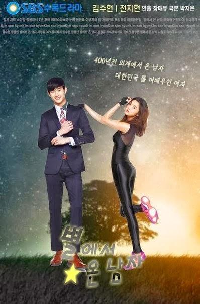 Vì Sao Đưa Anh Tới -  Vì Sao Đưa Anh Tới là cuộc tìnhtình yêu lãng mạn giữa chàng trai ngoài hành tinh từ thời Chosun cách đây 400 năm và nữ diễn viên ngôi sao hàng đầu. Sau thành công rực rỡ của Secretly Greatly, khả năng diễn xuất của Kim Soo Hyun đã dần ...