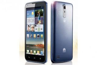 Huawei A199, Smartphone Berlayar 5 Inchi Dengan OS Android Jelly Bean