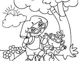 Barbie And Her Sisters Coloring Pages