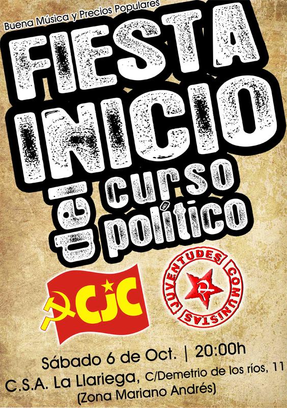 [UJCE y CJC León] I Escuela Unitaria Local de Formación Comunista Pruebaprueba
