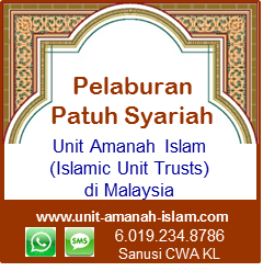 Pelaburan Unit Amanah Islam - Malaysia