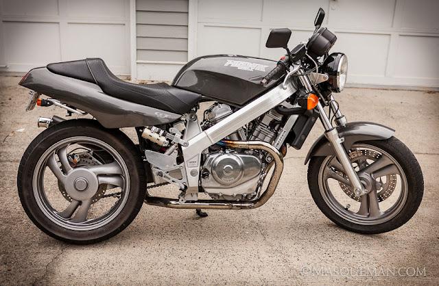 Honda Hawk 4
