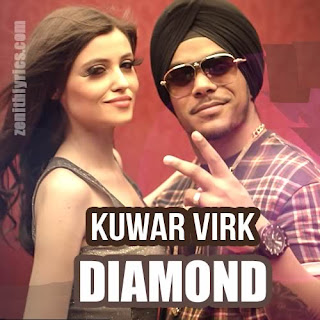 Diamond Lyrics - Kuwar Virk