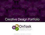 OnTask's Design Portfolio