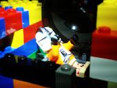 Inside Lego Ship